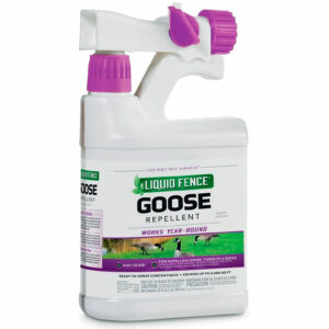 Liquid Fence Canadian Goose Repellent
