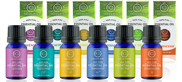 All essential oils