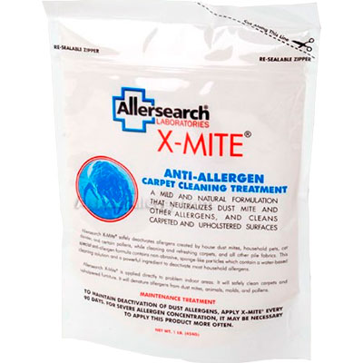 X-Mite Carpet Cleaning Treament by Allersearch