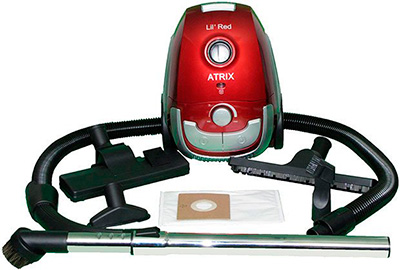 Lil Red HEPA Bed Bug Vacuum by Atrix