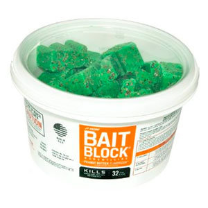 Bait Block rodenticide by The JT Eaton