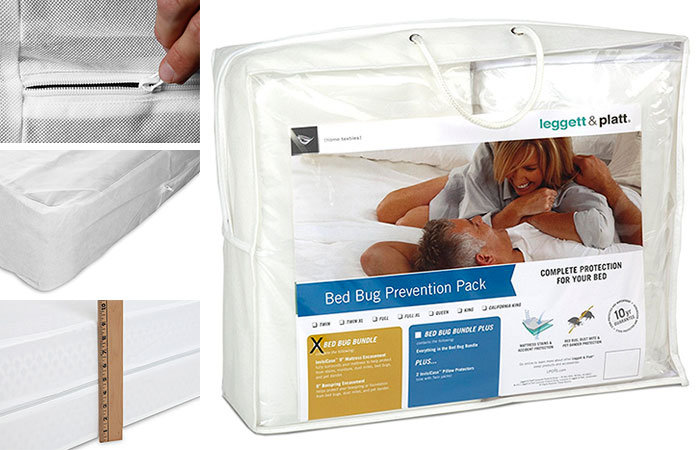 Bed Bug Prevention Pack by Leggett&Platt