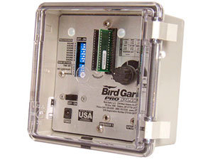 Bird Guard audio deterrent