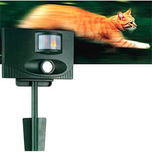 Ultrasonic Cat Deterrent by CatStop