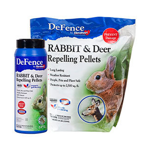Deer repelling pellets by Defence