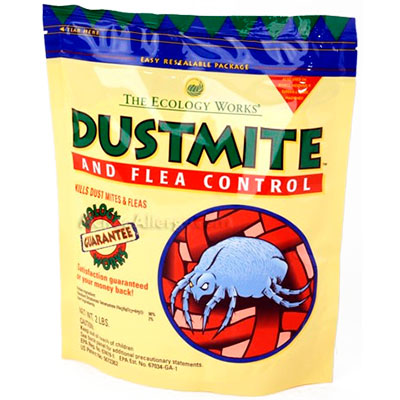 Dustmite and flea control by The Ecology Works