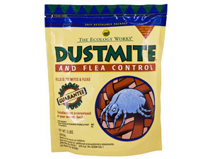 Flea Control Powder to dustmite control