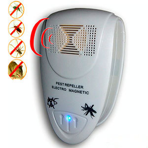 Pest repeller electro magnetic