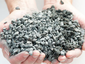 Gravel for getting rid of voles in your yard