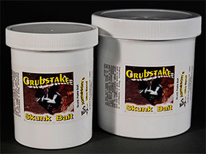 Grubstake Skunk Paste Bait