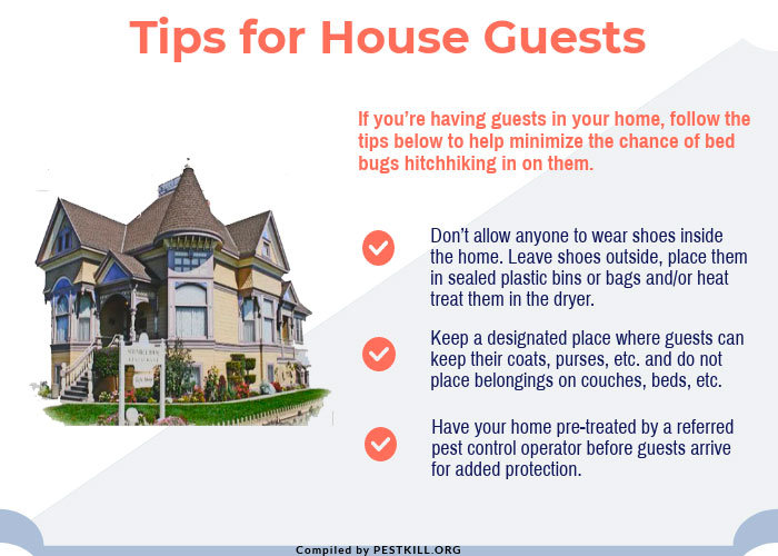 Tips for House Guests