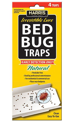Natural traps by Harris