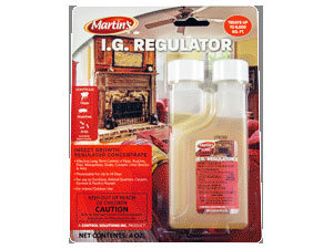I.G. Regulator by Martin's