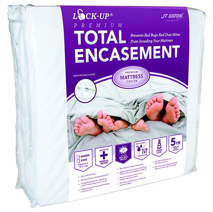 Lock-Up Total Encasement by JT Eaton