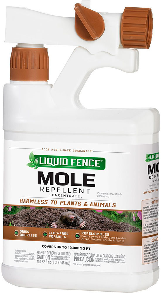 Concentrate repellent by Liquid Fence