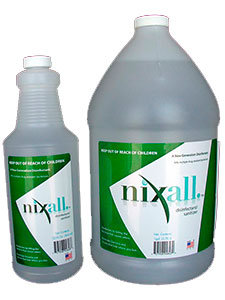 Nixall disinfectant