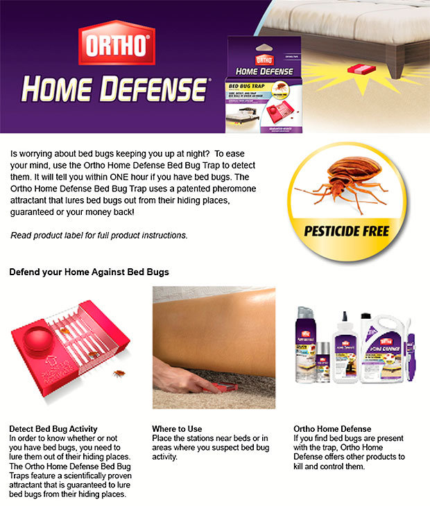 Home Defence Trap by ORTHO