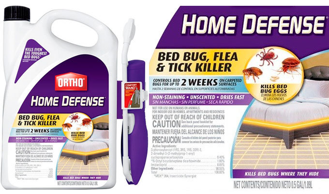 Home Defence by ORTHO
