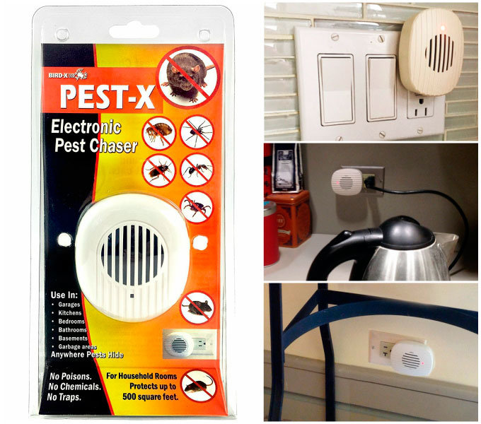 All-Pest Rodent and Insect Repeller by Pest-X
