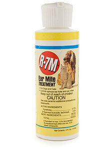 R-7M ear mite treatment