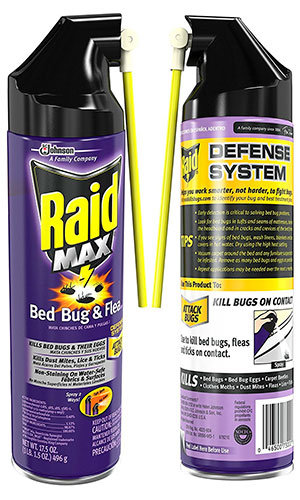 Raid Max Bed Bug Spray Reviews Everything You Need To Know
