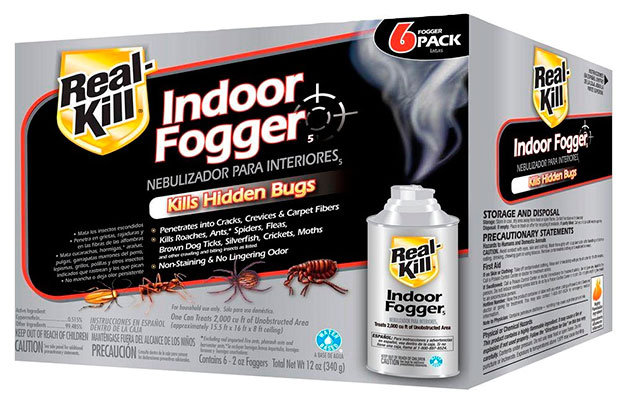 Indoor Fogger by Real-Kill