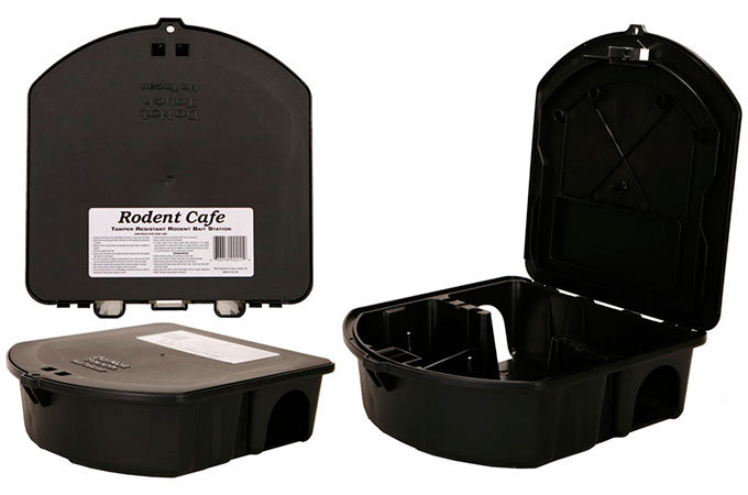 Rodent Cafe Bait Station by B&G