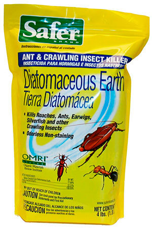 Diatomaceous Earth by Safer