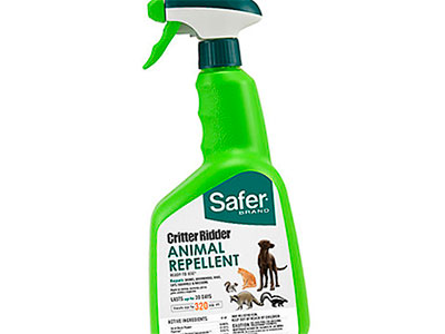 Critter Ridder Spray by Safer