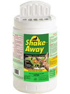 Shake Away repellent