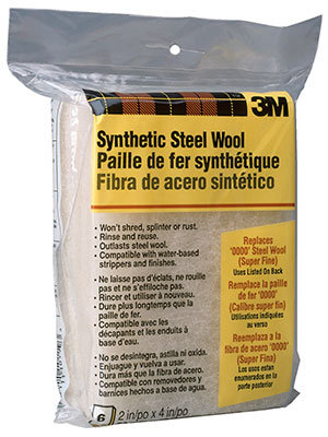 Synthetic Steel Wool by 3M