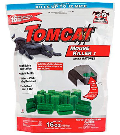 Tomcat mouse killer