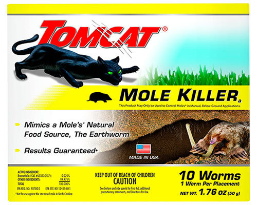 Tomcat 10 worms mole killer