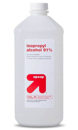 91% Isopropyl Rubbing Alcohol by Up&Up