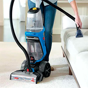 Vacuuming for bedbugs