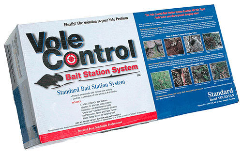 Bait Station System by Vole Control