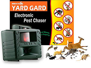 Yard Guard Electronic Pest Chaser